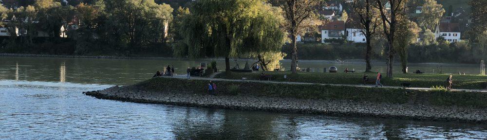 Blogging the Blue Danube
